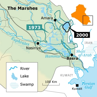 Iraq Geography - Fanack Chronicle