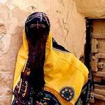 لباس تقليدي ملون