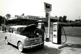 Libya Economy - Agip