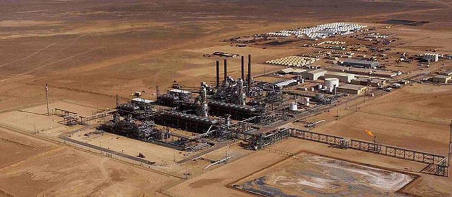 الجزائرالاقتصاد - حقول النفط والغاز في عين صالح