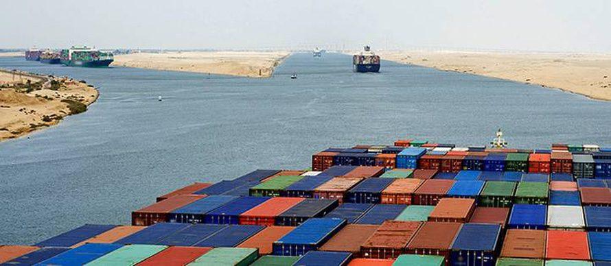 Economy Egypt - Suez Canal