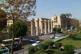 جامعة عين شمس في القاهرة