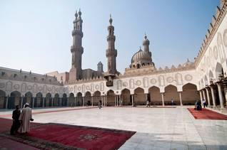 جامعة الأزهر في القاهرة