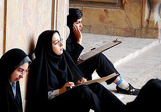طلاب جامعه ايران