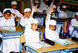 قطر طلاب التعليم