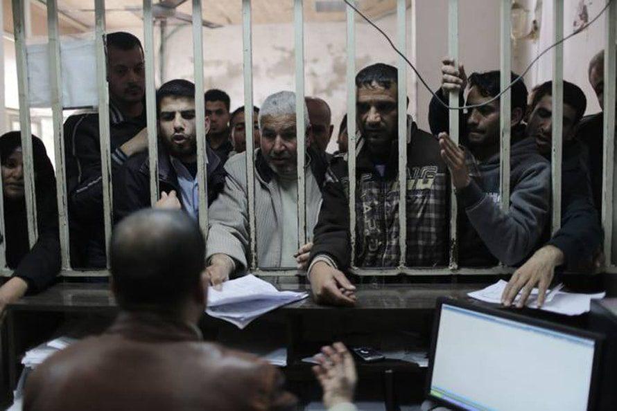 الضفة الغربية تأثير الحصارعلى قطاع الصحة