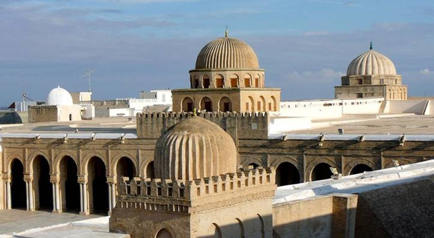 Population Tunisia - Great Mosque of Kairouan