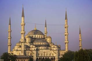 مسجد السلطان أحمد في إسطنبول / Photo Shutterstock