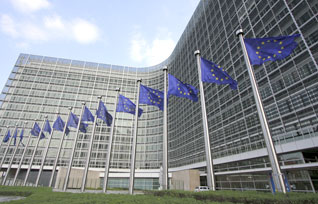 The European Commission in Brussels Israeli occupation