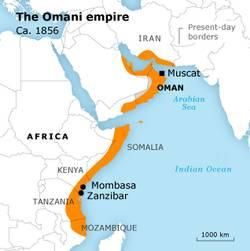 سلطنة عمان امبراطورية