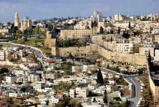 أسوار القدس القديمة