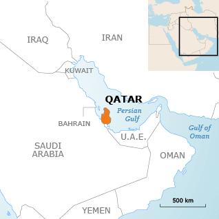حقائق وبيانات قطر