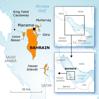 Facts and Figures of Bahrain