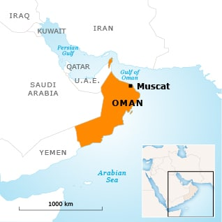 Facts & Figures of Oman
