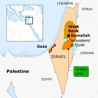حقائق وبيانات فلسطين