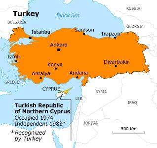 حقائق وبيانات تركيا