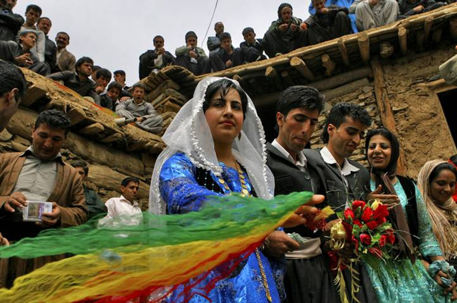Kurdish wedding / Photo HH