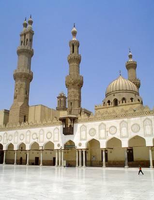 جامع الأزهر في القاهرة، عاصمة الفاطميين الجديدة