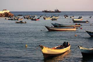 Economy Yemen - Fishery Fishing Boats