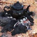 Traditional Libyan black tea