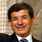 Ahmet Davutoğlu (b. 1959) Minister of Foreign Affairs