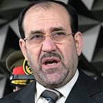Prime Minister Nuri al-Maliki