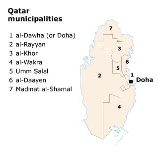 Qatar Governance - Municipalities