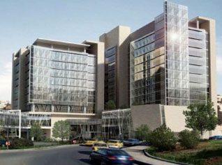 مركز الملك حسين للسرطان في عمان