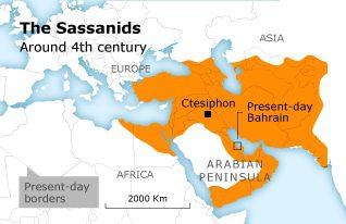 The Sassanids - 4th Century