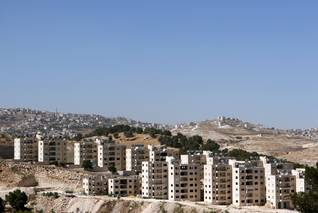 Jewish settlement in the West Bank Israeli occupation