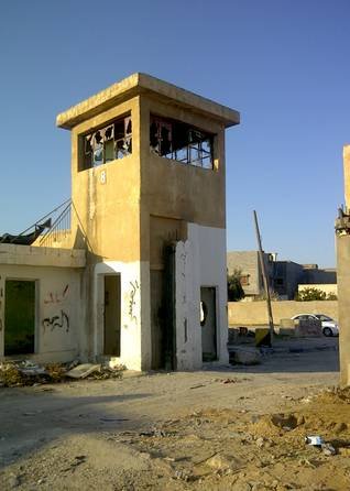 ليبياالحكومة - سجن أبوسليم عام 2012