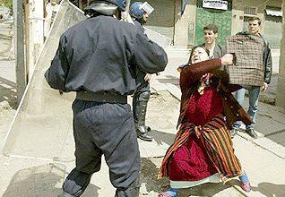 Governance Algeria - 1990s riots