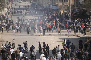 Governance Algeria - 1988 riots