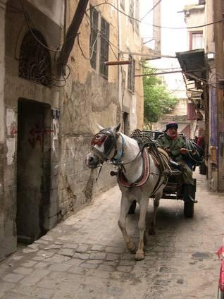 سوريا نقل مواصلات