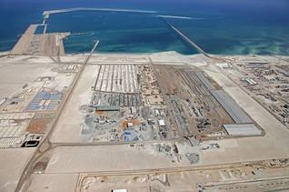 Economy UAE - Khalifa Industrial Zone