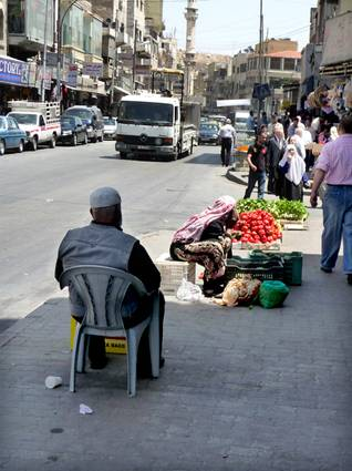 Economy Jordan - Amman
