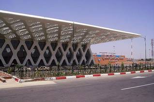 Menara Airport, Marrakesh