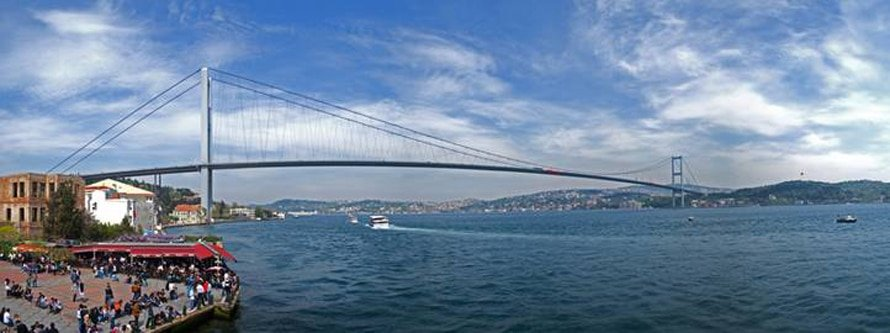 Economy Turkey - The Bosphorus Bridge, Istanbul