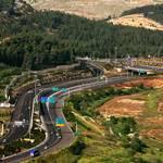 طريق سريع بالقرب من القدس Photo Shutterstock