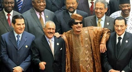 Libya: International Sanctions and End of Isolation (1992 -2004)