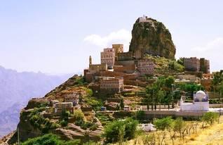 Population Yemen - Ismaili Village