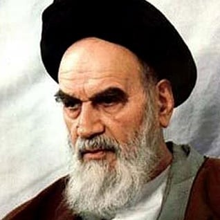 Supreme Leader Ayatollah Ruhollah Khomeini died on 3 June 1989