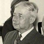 Photo Wikipedia / السير باكوت كلوب (كلوب باشا) عام 1954