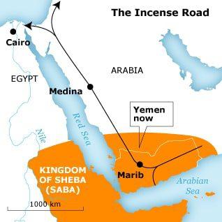 Image result for sabaean kingdom