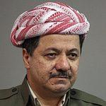 رئيس حكومة إقليم كردستان مسعود بارزاني