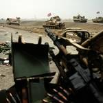 دبابات بريطانية خلال حرب الخليج Photo HH