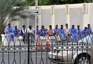 Economy Bahrain - Foreign workers