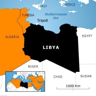 ليبيا افريقيا