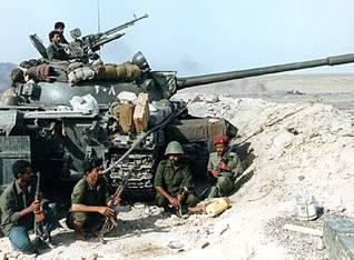 صور من الحرب الأهلية عام 1994