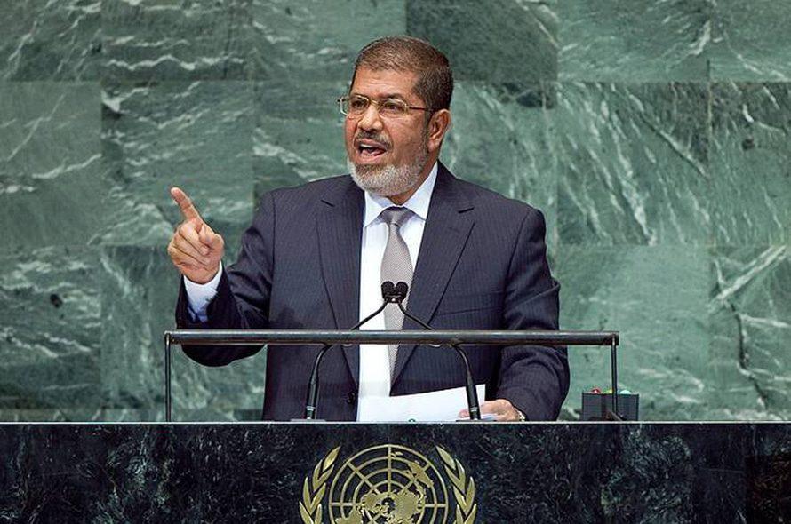 Morsi's Egypt (2012-2013)